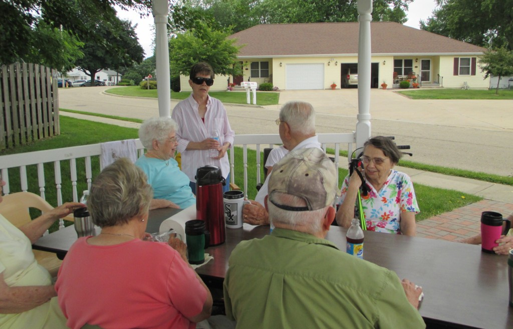 senior residential housing in Ottawa, IL