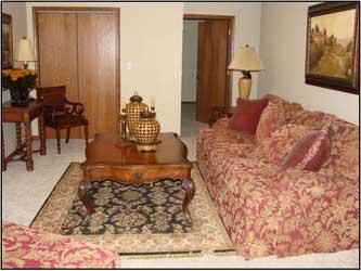 Three Bedroom Senior Residence